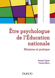 Etre psychologue de l'Education nationale