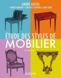 Dernières parutions sur Histoire du mobilier, Étude des styles de mobilier