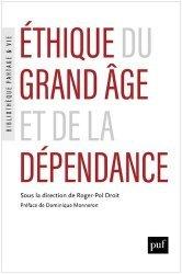 Dernières parutions sur Médecine, Éthique du grand âge et de la dépendance