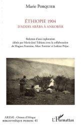 Dernières parutions sur Récits de voyages-explorateurs, Ethiopie 1904