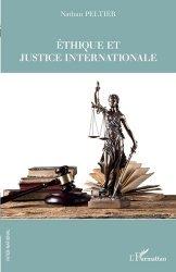 Dernières parutions sur Droit international public, Ethique et justice internationale