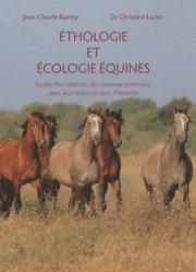 Souvent acheté avec Mathématiques Résumé du cours en fiches BCPST 1re et 2e années, le Éthologie et Écologie équines