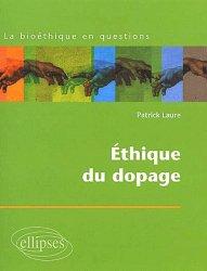 Dernières parutions dans La bioéthique en questions, Éthique du dopage
