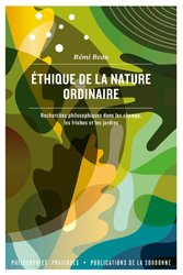 Éthique de la nature ordinaire