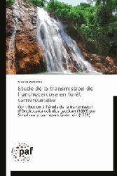 Dernières parutions sur Gestion des exploitations, Etude de la transmission de l'onchocercose en forêt camerounaise