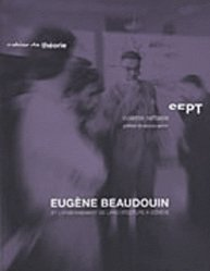 Dernières parutions dans Cahier de théorie, Eugène Beaudouin