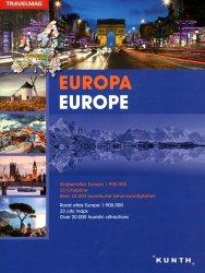 Dernières parutions sur Atlas routiers monde, Europe. 1/900 000