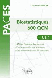 Souvent acheté avec Chimie en fiches et QCM UE1, le Évaluation des méthodes d'analyses appliquées aux sciences de la vie UE4