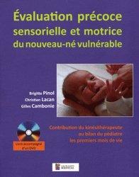 Souvent acheté avec Concours Cadre de santé - Entrée en IFCS 2018-2019, le Évaluation précoce sensorielle et motrice du nouveau-né vulnérable