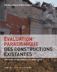 Dernières parutions sur Construction béton, Évaluation parasismique des constructions existantes