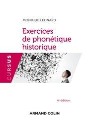 Dernières parutions dans Cursus, Exercices de phonétique historique