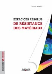Souvent acheté avec Mathématiques pour les sciences de l'ingénieur, le Exercices résolus de résistance des matériaux
