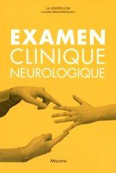 Dernières parutions sur Neuroanatomie - Neurophysiologie, Examen clinique neurologique