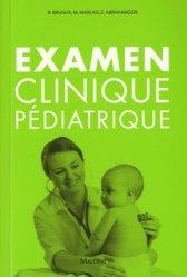 Souvent acheté avec Maladies infectieuses, le Examen clinique pédiatrique