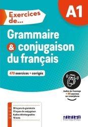Dernières parutions sur Français Langue Étrangère (FLE), Exercices de Grammaire et conjugaison A1