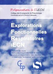 Souvent acheté avec Anesthésie, réanimation, le Explorations fonctionnelles respiratoires iECN