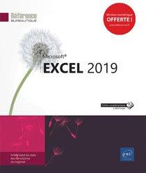 Dernières parutions dans Référence bureautique, Excel 2019