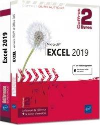 Dernières parutions sur Logiciels de bureautique, Excel 2019