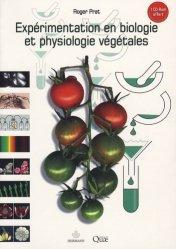 Souvent acheté avec Techniques Horticoles Tome 2, le Expérimentation en biologie et physiologie végétales