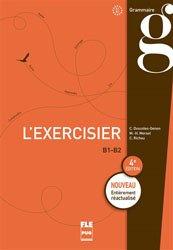 Dernières parutions sur Grammaire-Conjugaison-Orthographe, L'exercisier B1-B2
