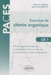 Souvent acheté avec Biostatistique et probabilités, le Exercices de Chimie organique UE1