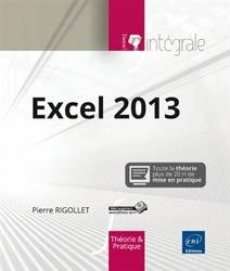 Dernières parutions dans Intégrale, Excel 2013