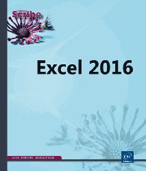 Dernières parutions dans Scribe, Excel 2016