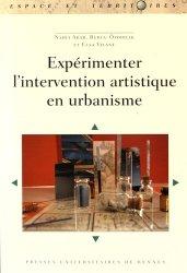 Dernières parutions dans Espace et Territoires, Expérimenter l'intervention artistique en urbanisme