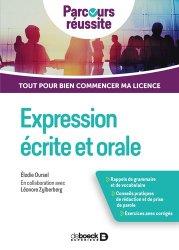 Dernières parutions sur Français, Expression écrite et orale