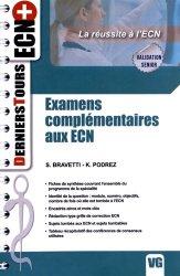 Souvent acheté avec Gériatrie, le Examens complémentaires aux ECN
