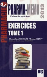 Exercices Tome 1