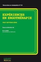 Dernières parutions dans Rencontres en réadaptation, Expériences en ergothérapie