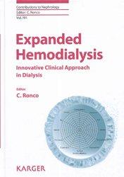 Dernières parutions sur Néphrologie, Expanded Hemodialysis