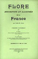Souvent acheté avec Flore forestière française 1 Plaine et collines, le Flore descriptive et illustrée de la France Cinquième supplément