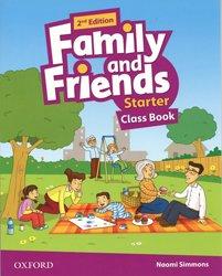 Dernières parutions sur Teacher Training, Development and Research, FAMILY AND FRIENDS: STARTER: CLASS BOOK  |
