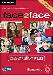 Dernières parutions dans face2face, face2face, Elementary - Presentation Plus DVD-ROM