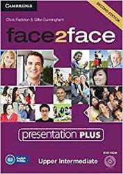 Dernières parutions dans face2face, face2face, Upper Intermediate - Presentation Plus DVD-ROM