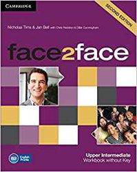 Dernières parutions dans face2face, face2face, Upper Intermediate - Workbook without Key
