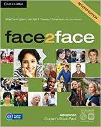 Dernières parutions dans face2face, face2face, Advanced - Student's Book with DVD-ROM and Online Workbook Pack