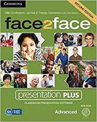 Dernières parutions dans face2face, face2face, Advanced - Presentation Plus DVD-ROM