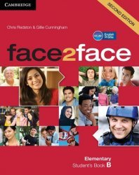 Dernières parutions sur Adult and Young Adult, face2face Elementary B - Student's Book