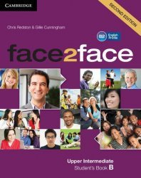 Dernières parutions sur Adult and Young Adult, face2face Upper Intermediate B - Student's Book