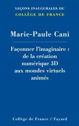 Dernières parutions dans Leçons inaugurales du Collège de France, Façonner l'imaginaire