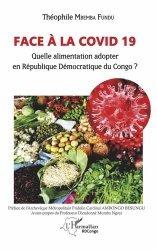 Dernières parutions sur Alimentation - Diététique, Face à la COVID 19