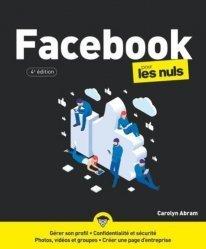 Dernières parutions sur Internet, Facebook pour les nuls