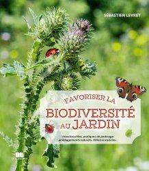 Dernières parutions sur Potager et verger, Favoriser la biodiversité au jardin