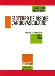 Dernières parutions dans Opus, Facteurs de risque cardiovasculaire