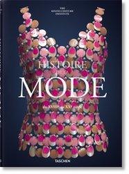 Dernières parutions sur Histoire de la mode, Fashion. Une histoire de la mode du XVIIIe au XXe siècle