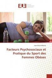 Dernières parutions sur Technique et entraînement, Facteurs psychosociaux et pratique du sport des femmes obèses