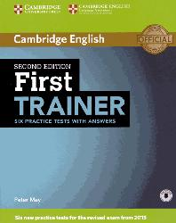 Dernières parutions dans First Trainer, First Trainer - Six Practice Tests with Answers with Audio